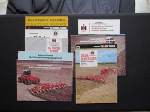 International Harvester Literature Lot (11)