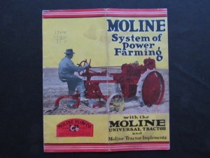 Moline System of Power Farming