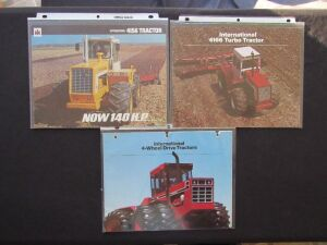 International Tractor Literature (3)