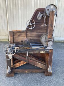 1800's Wooden Cotton Gin