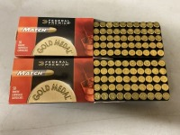 Federal Gold Medal Match .22 LR - 100 Rounds - 2