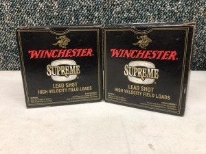 Winchester 12 Gauge 6 Shot - 35 Shells