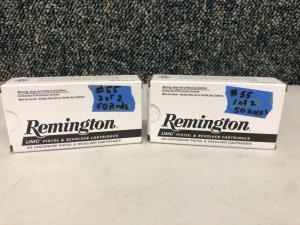 Remington .380 ACP 95 Grain - 100 rounds