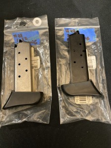 Two Colt Mustang Mags