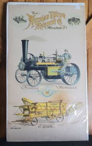 The Aultman & Taylor Machinery Co. lithograph print