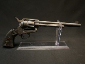 COLT SINGLE-ACTION ARMY