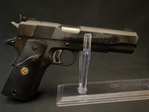 COLT 1911 GOLD CUP NATIONAL MATCH MK IV/SERIES 70