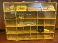 Plano Magnum Tackle Box with assorted tackle