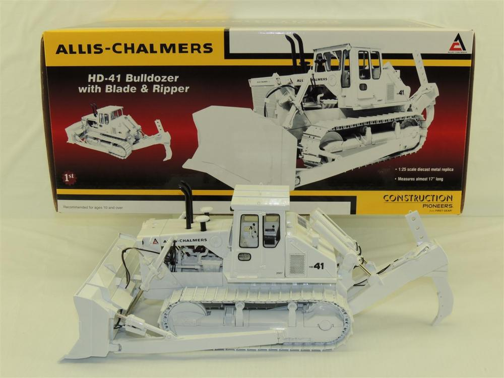 1/25th First Gear Allis-Chalmers HD-41