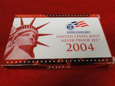 2004 U.S. Silver Proof Set