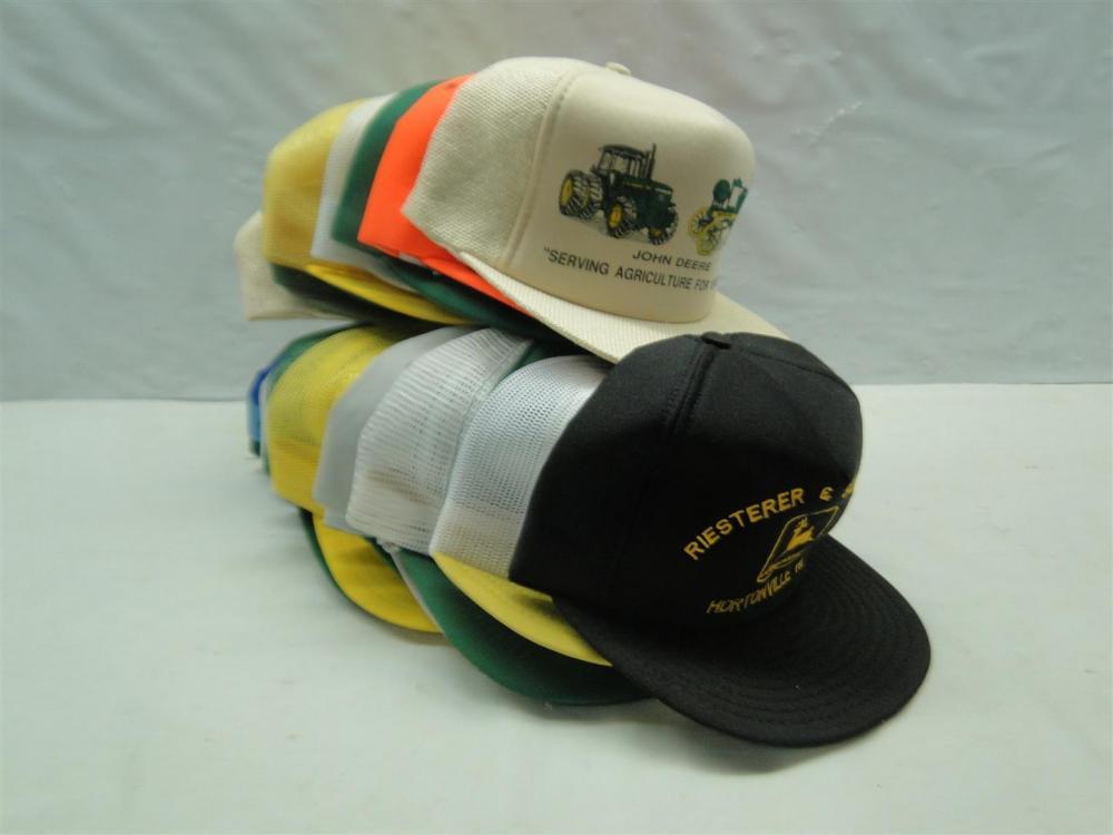 Lot 4329 of 347  John Deere Hats Summer   Winter c6f9cbc39947