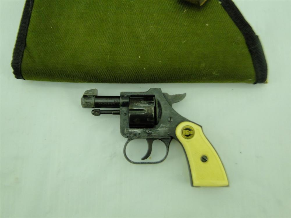 ROHM made in Germany  22 short Model RG 10 Revolver