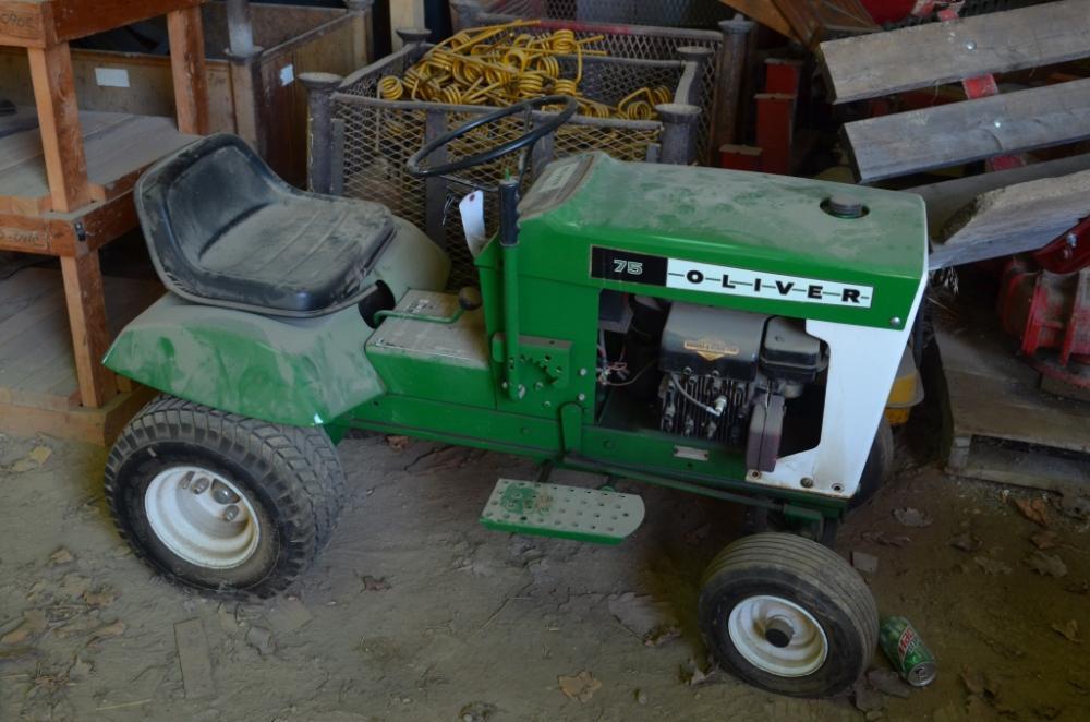 Oliver garden tractor pics fasci garden - Craigslist michigan farm and garden ...