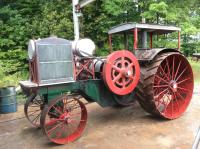 Nichols and Shepard 25-50 Gas Tractor