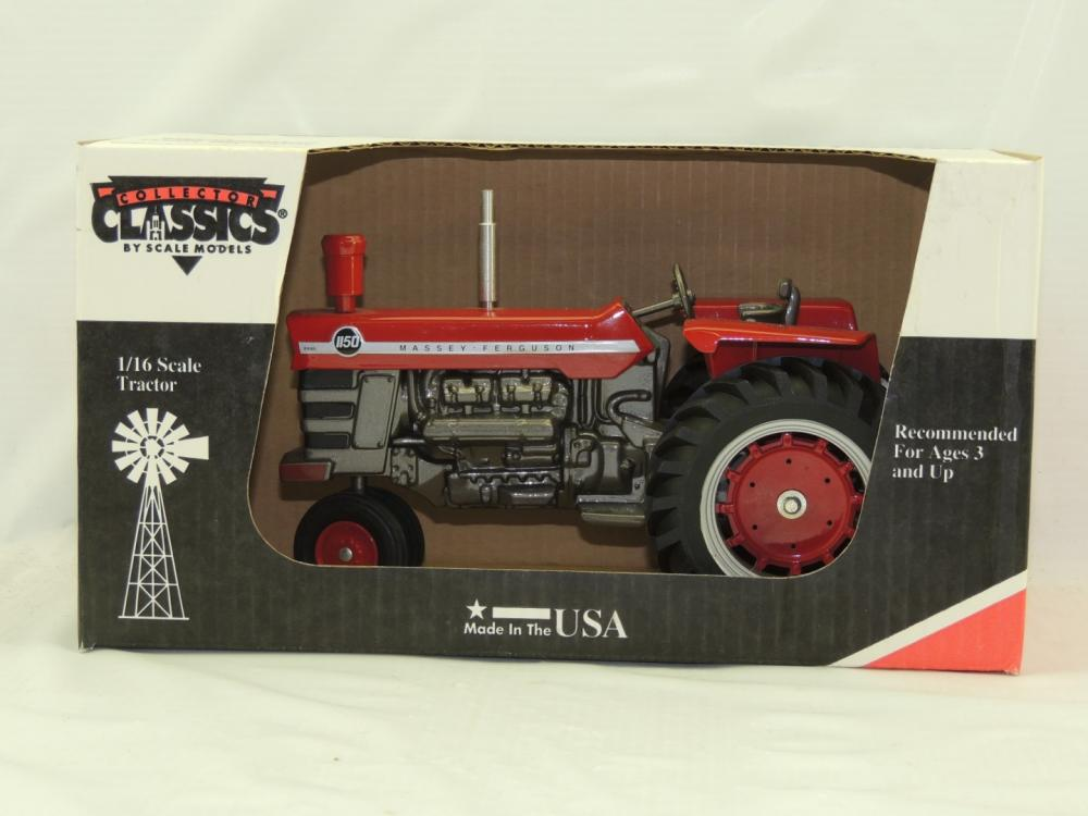 1/16th Scale Models Massey Ferguson 1150 V-8 w/narrow front