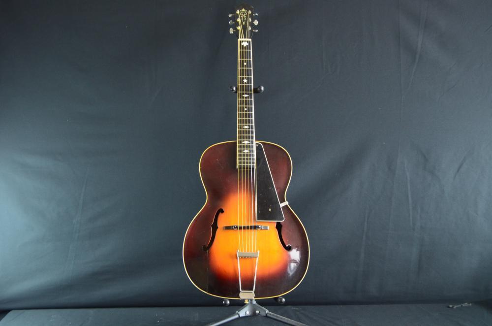 Vega Archtop Acoustic Guitar *RARE
