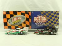 1/24th Action Racing Collectibles (2)-Tony Pedregon Funny Cars including