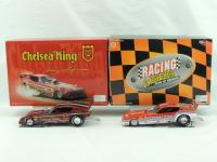 1/24th Action Racing Collectibles (2)-Race Cars including