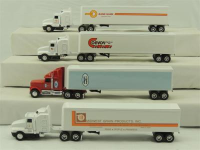 1 64th Ertl Midwest Grain Products Mason Dixon Convoy Barr Nunn
