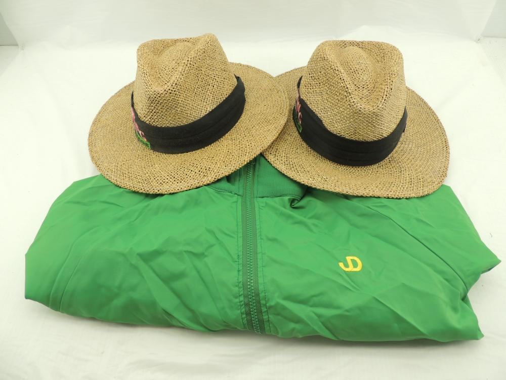 Lot 241 of 375  John Deere Windbreaker   Summer Hats 14d7e1700dce