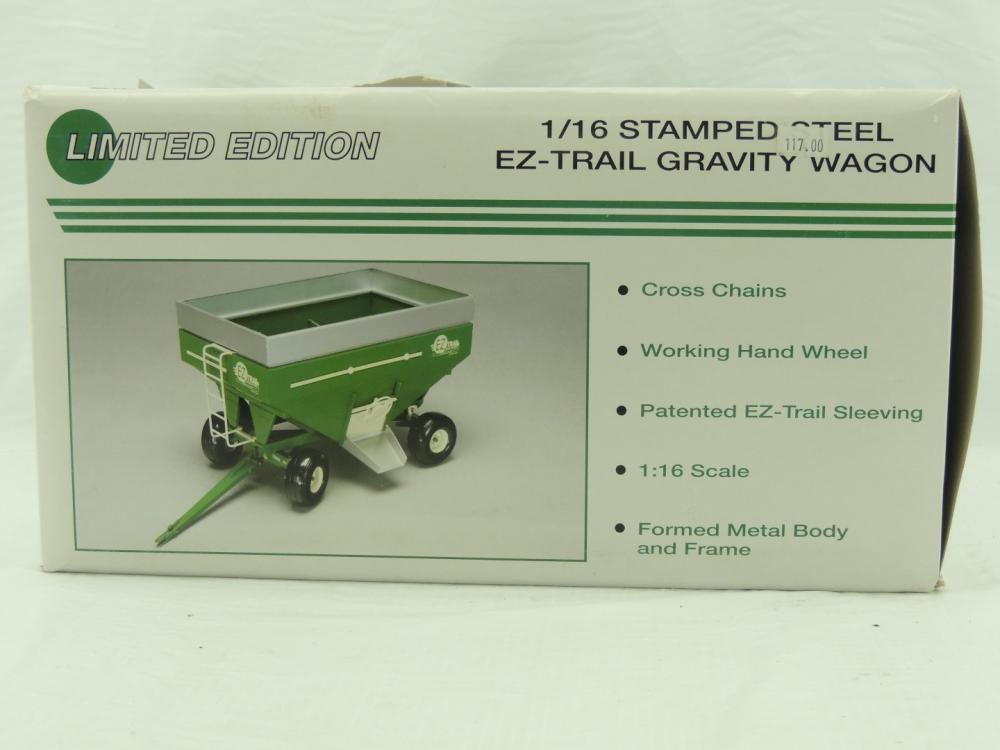 1/16th Spec Cast EZ-Trail Gravity Wagon