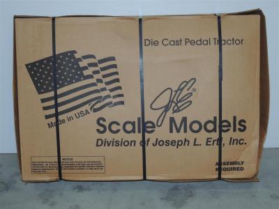 Pedal Scale Models Ford 8N Farm Progress Show