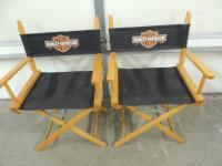 Harley Davidson Tools Collectibles and more Online Only Au(#90775) 03/01/2017 1200 PM CST - 03/29/2017 730 PM CDT CLOSED! & Harley Davidson folding chairs (2)