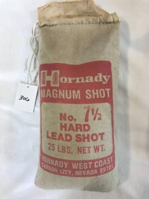 Hornady Magnum Shot Hard Lead Shot