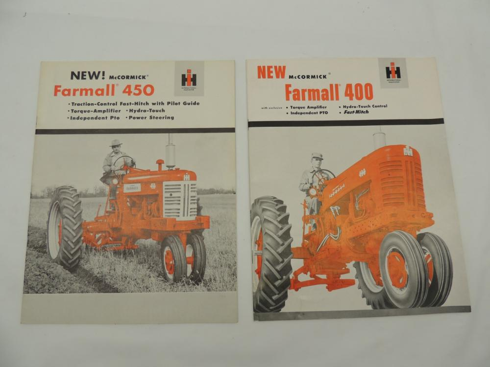 Tractor Manuals & Publications Business, Office & Industrial Mccormick Tractor Booklet