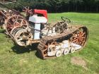Fordson Trackson Winch Tractor