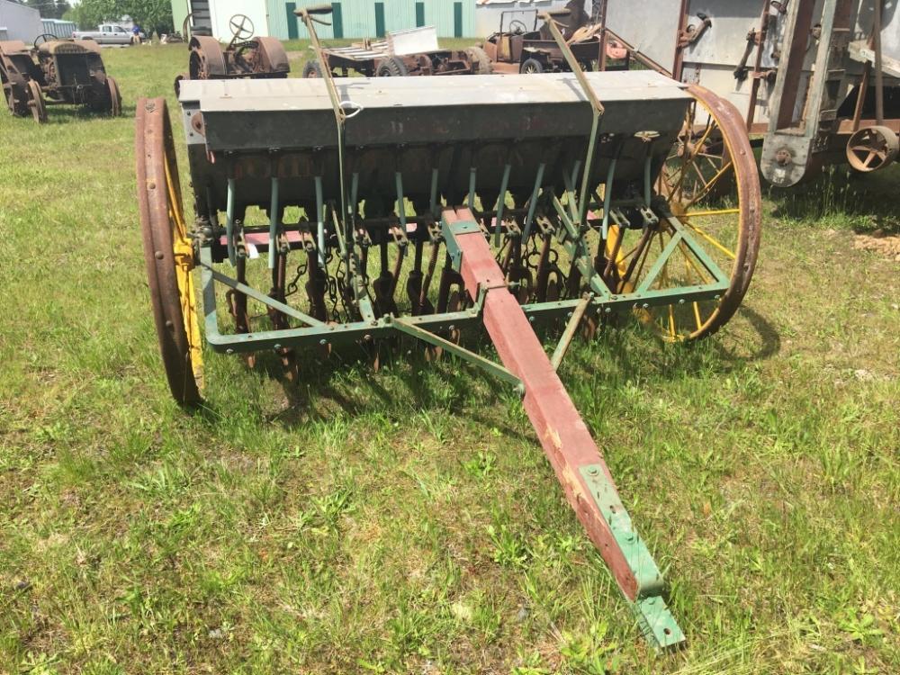 John Deere Van Brunt Grain Drill