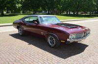 Original 1970 Oldsmobile 442 W-30