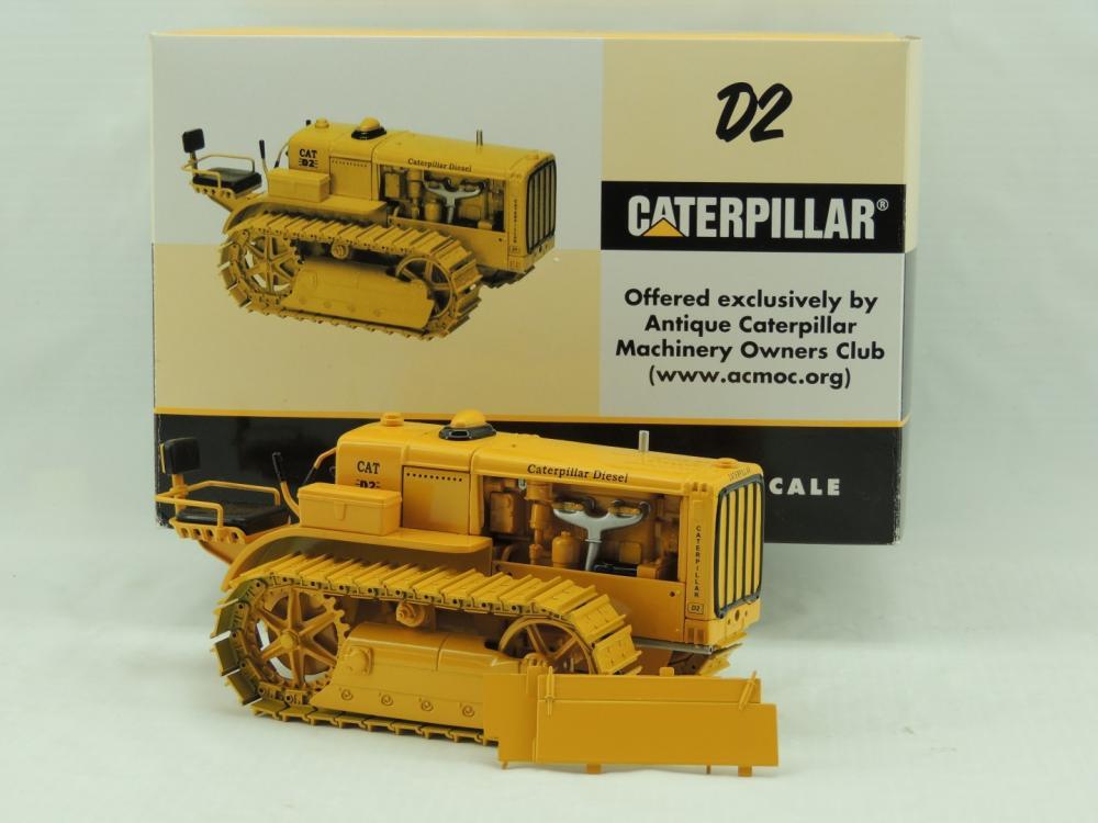 1/16th Spec Cast Caterpillar D2 (5U Series)
