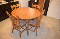 Walter of Wabash Table and House of Holland Chairs