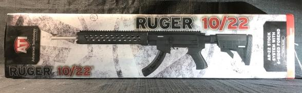 ati ruger 10 22 ar 22 stock system