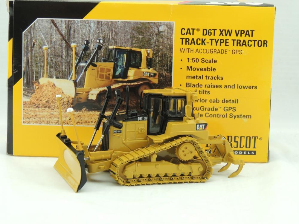 1/50th Norscot Caterpillar D6T XW VPAT