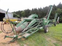 Oliver 83 H Wide Pickup Pull Type 2 Row Picker