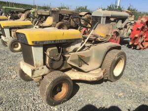 John Deere 110 LGT Patio