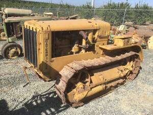 Caterpillar Model Twenty Two