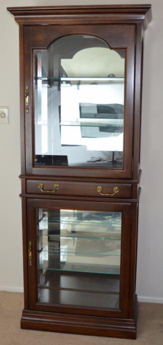 Lot 76 Of 456: Jasper Cabinet Company Display