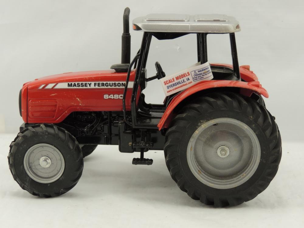 1/16th Scale Models Massey Ferguson Model 6480