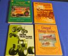 Books On Farm Tractors And History