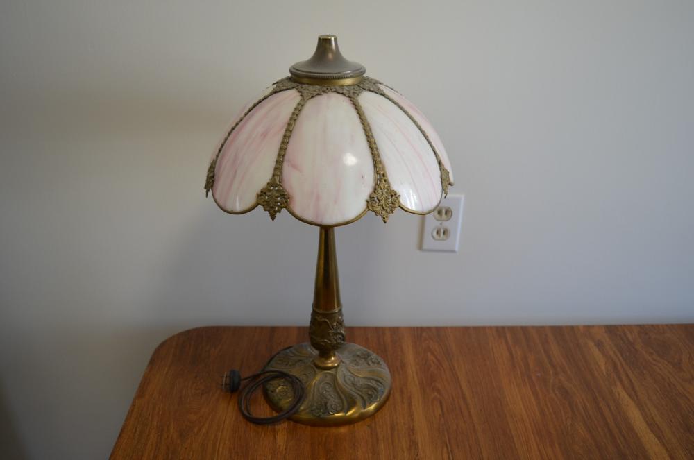 lot 2 of 47 antique lamp - Antique Lamp