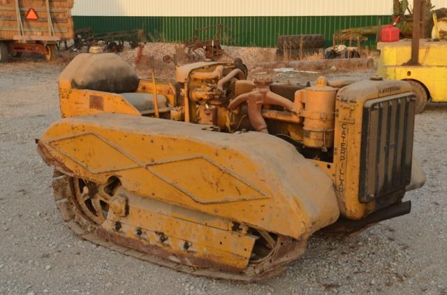 Cat D2 Citrus Crawler Diesel *UPDATED