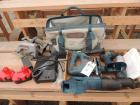 Bosch Battery op set and carrying bag