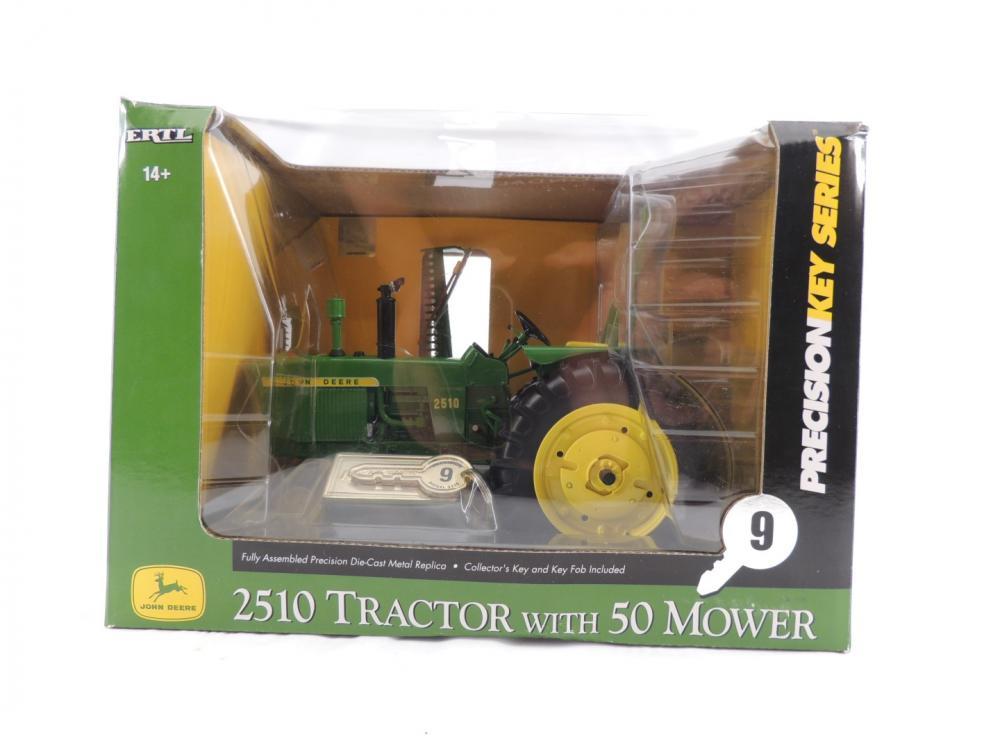 1/16th Ertl John Deere 2510 w/50 Mower