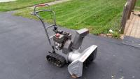 Craftsman Snow Blower, Model 536.8848210