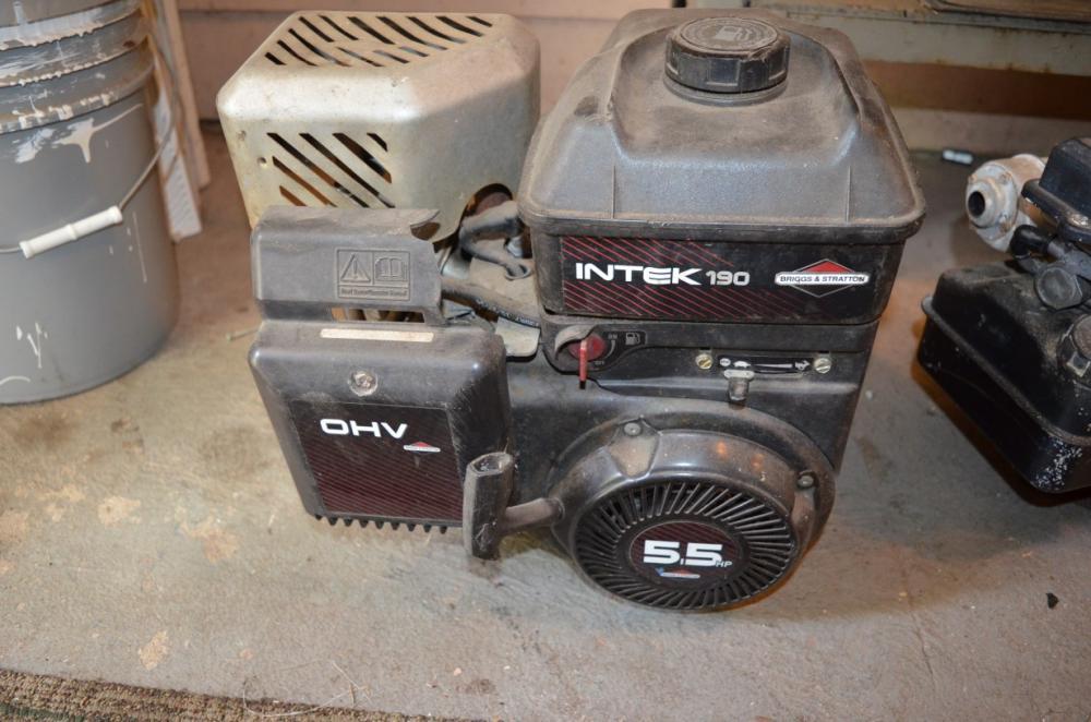 5 5HP Briggs & Stratton Motor