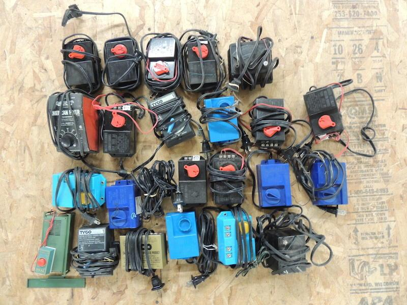 20+)-Model Train Transformers and Controllers