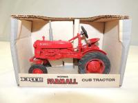 1/16th Ertl Farmall/International (3)-Cub tractors
